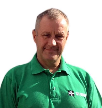 Bedfordshire Tile Doctor David Vissian